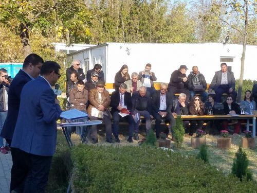 Parada primilor  tăurași românești în testare la Craiova