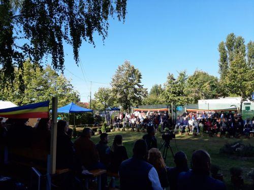 Parada Taurilor din rasa Balțată Românească și Bălțată cu Negru Românească ediția a II a